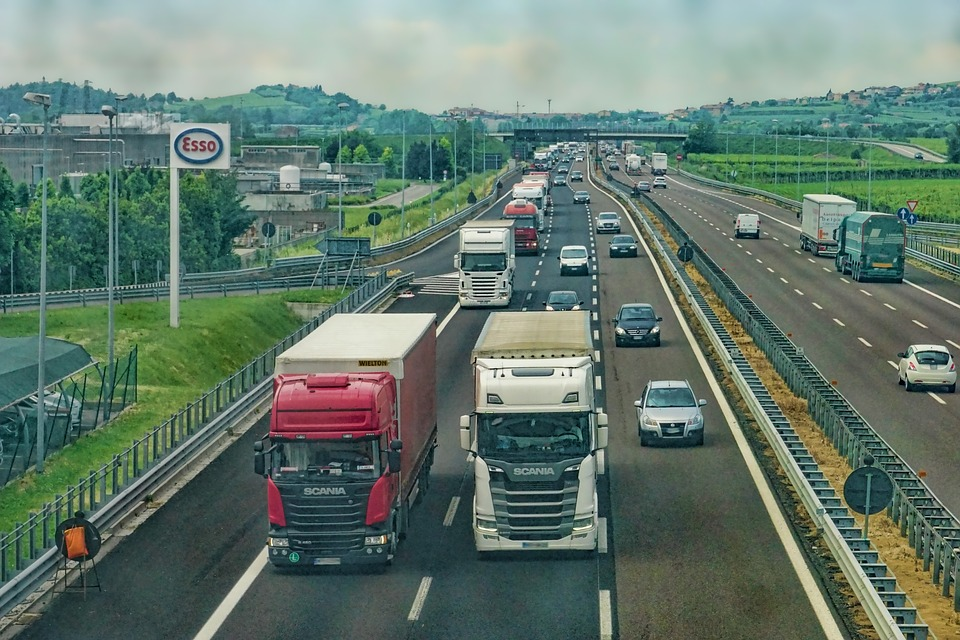 Ban new diesel HGVs by 2040
